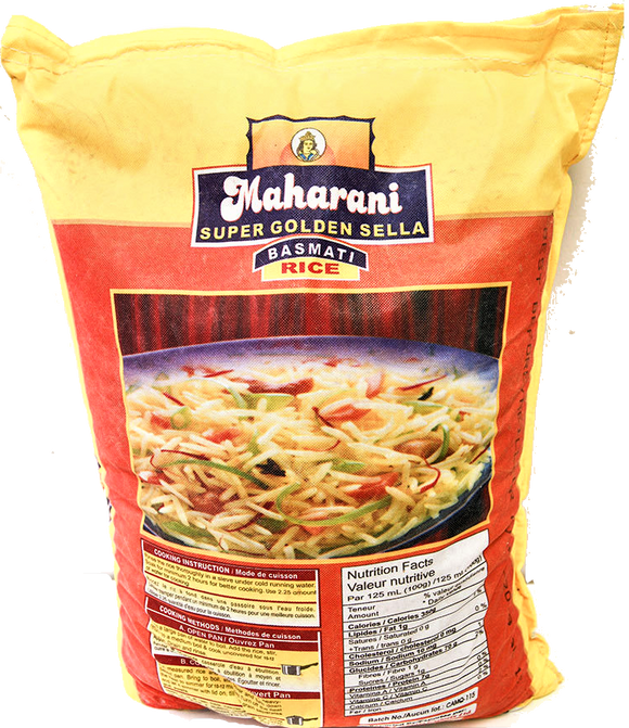 Maharani Sella Basmati Rice