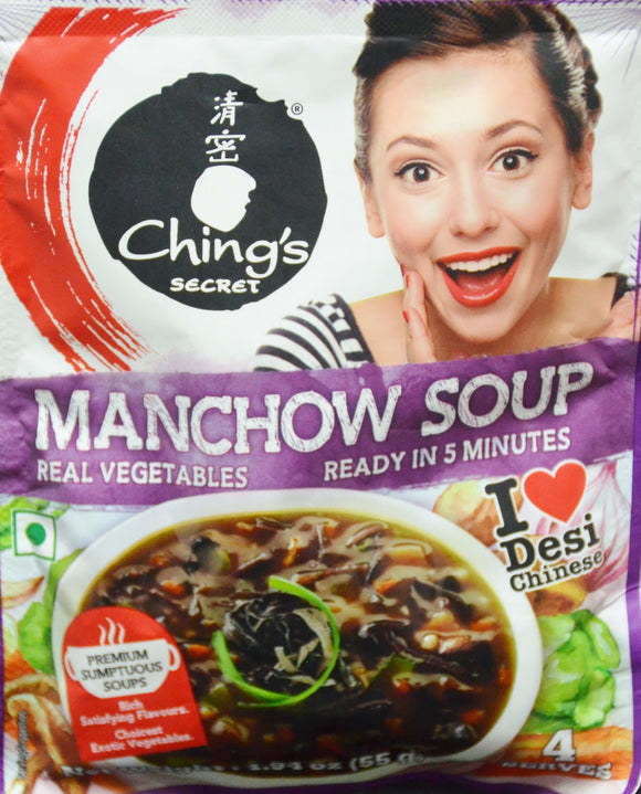 Ching's secret Manchow Soup 55g - grocerybasket.ca