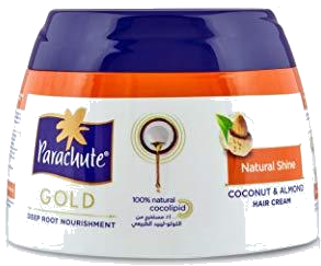 Parachute Gold Hair Cream 140ml - grocerybasket.ca
