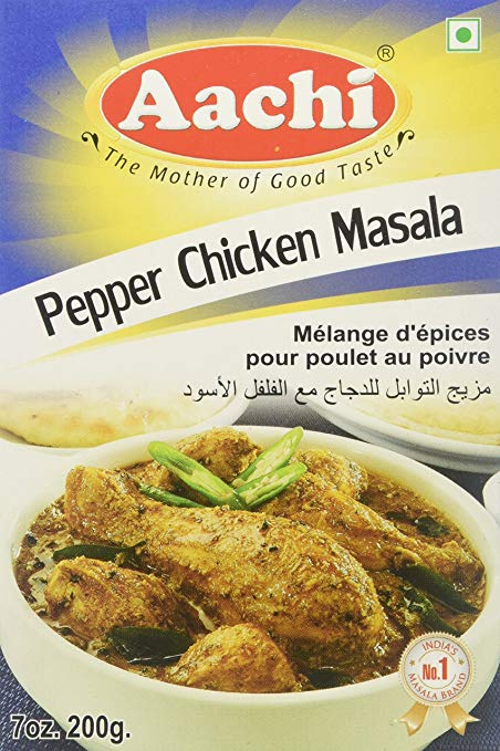 Pepper Chicken Masala 200g - grocerybasket.ca