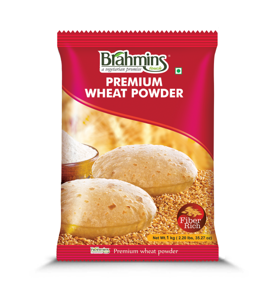 Premium Wheat Powder