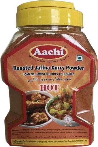 Roasted Jaffna Curry Powder 500g - grocerybasket.ca