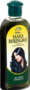 Maha Bhringraj Hair Oil 200 ml - grocerybasket.ca