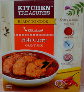 Kerala Fish Curry Gravy Mix 400g - grocerybasket.ca