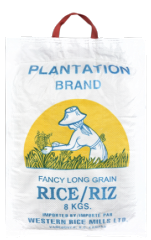 Long grain white rice 8Kg - grocerybasket.ca