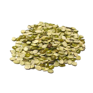 Moong split 4lb (with green skin) - grocerybasket.ca