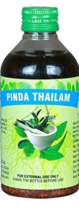 Pinda Thailam 200 ml (Massage Oil) - grocerybasket.ca