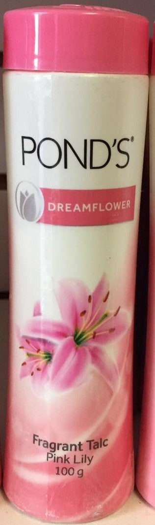 Pond's Dreamflower Fragrant Talc 100g - grocerybasket.ca