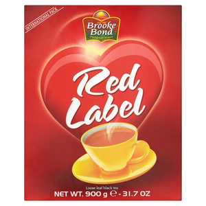 Red label Loose Tea <br>900g - grocerybasket.ca