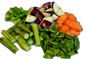 Sambar Mix Veg (Greater Vancouver Only) 400g - grocerybasket.ca