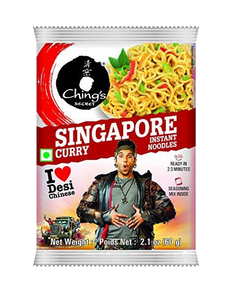 Ching's secret Singapore Curry Noodles 60g - grocerybasket.ca