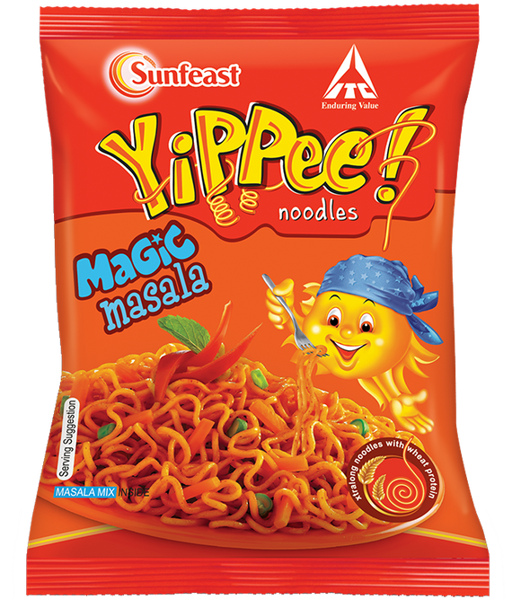 Sunfeast Yippee Noodles 70g - grocerybasket.ca