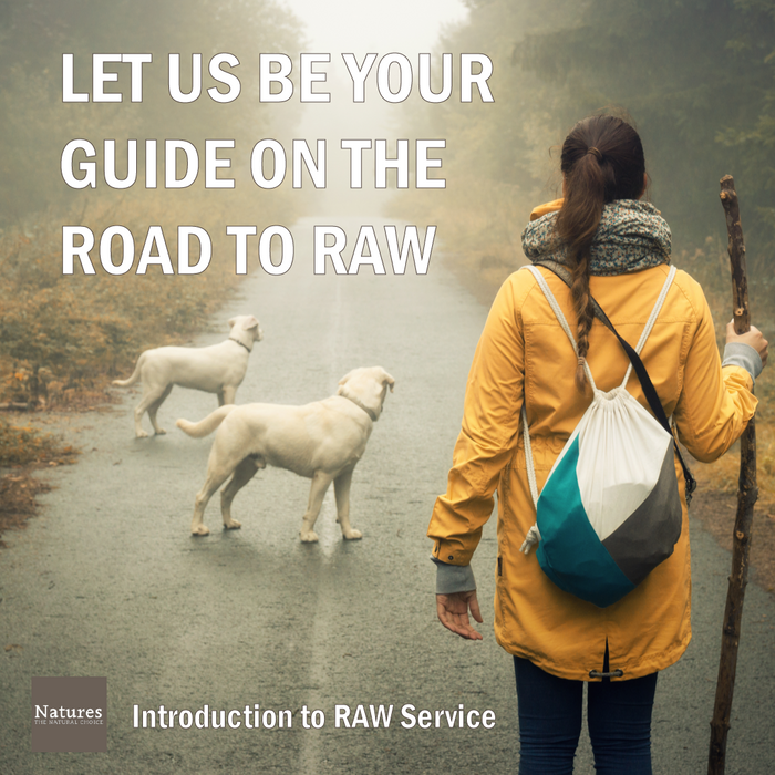 Natures - Bespoke Introduction to RAW Service