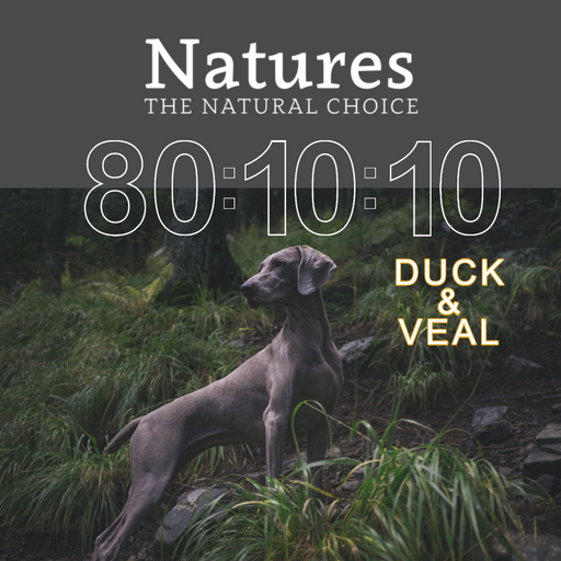 80:10:10 - Duck & Veal - Natures Trade