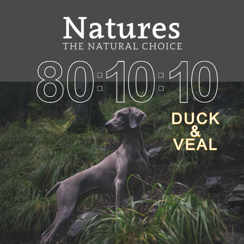 TRADE 80:10:10 - Duck & Veal - Natures Trade