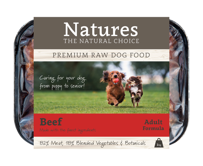 Beef - Working Dog - Natures Trade