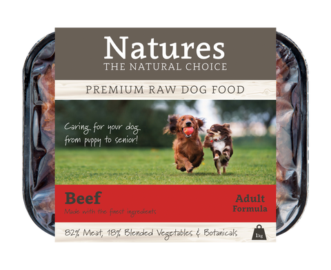 Beef - Working Dog,  - Natures Pet Foods Trade