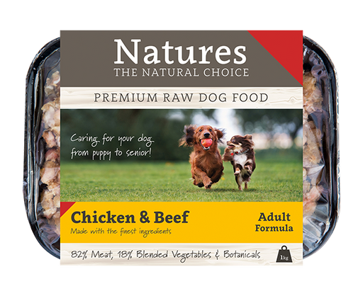 Chicken & Beef - Working Dog - Natures Trade