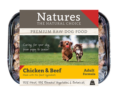 Chicken & Beef - Working Dog,  - Natures Pet Foods Trade