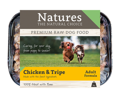 Chicken & Tripe - Working Dog,  - Natures Pet Foods Trade