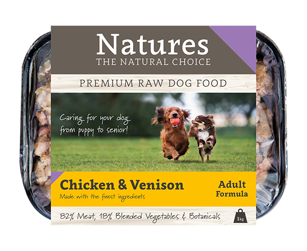 TRADE - Adult Chicken & Venison - Working Dog - Natures Trade