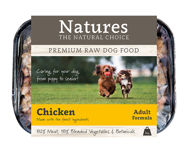 Chicken - Working Dog - Natures Trade