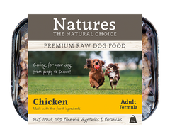 Chicken - Working Dog,  - Natures Pet Foods Trade