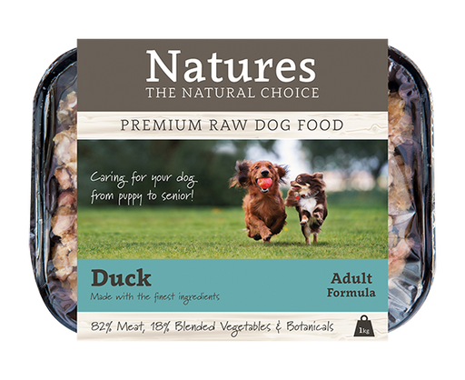 Duck - Working Dog,  - Natures Pet Foods Trade