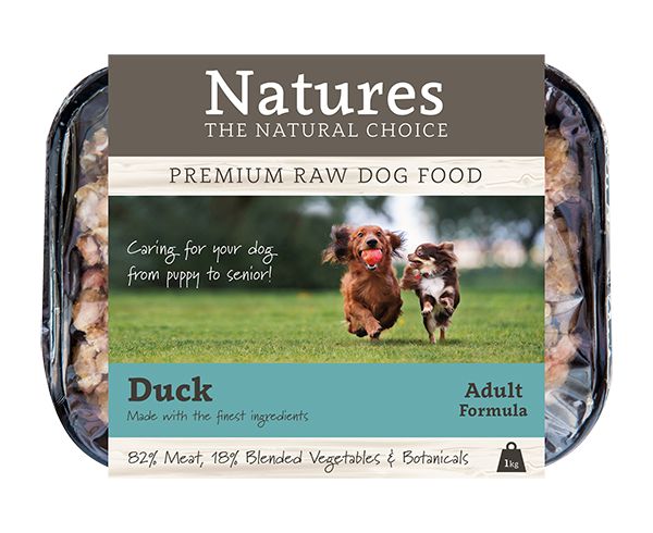 Duck,  - Natures Pet Foods Trade