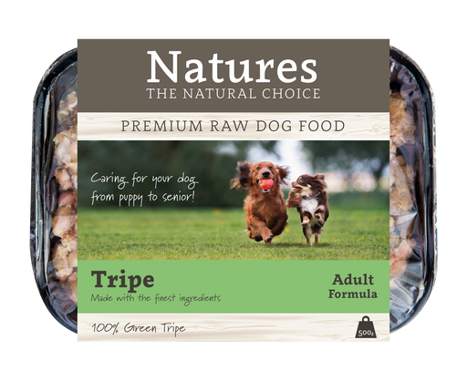 Tripe - Working Dog,  - Natures Pet Foods Trade