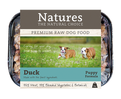 Puppy Duck,  - Natures Pet Foods Trade
