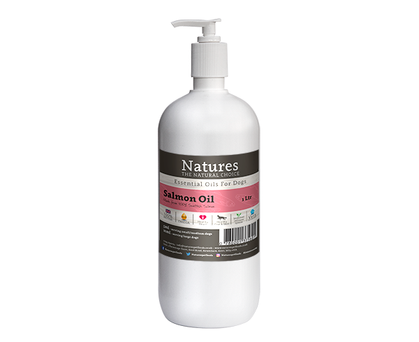 Natures Salmon Oil - Natures Trade