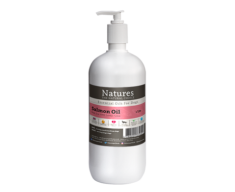Natures Salmon Oil,  - Natures Pet Foods Trade