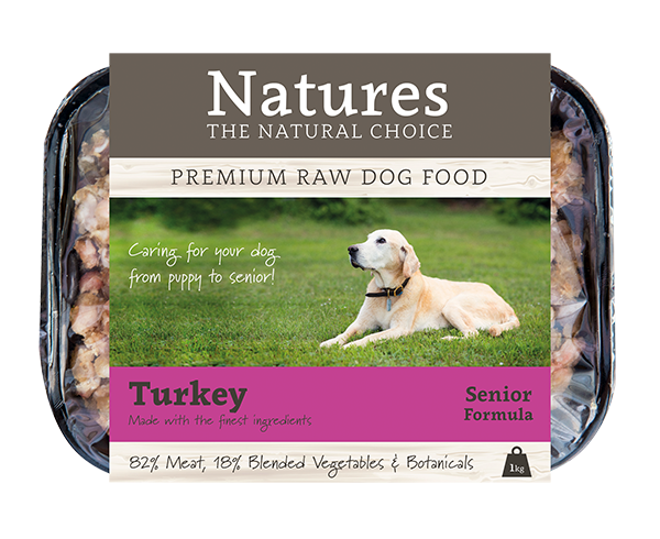 Senior Turkey - Natures Trade