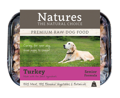 Senior Turkey,  - Natures Pet Foods Trade