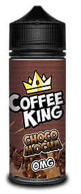 Coffee King - Choco Mocha - 50ml - 0mg