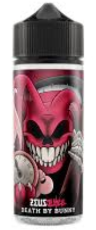 Zeus Juice - Death By Bunny - 100ml - 0mg