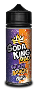 Soda King Duo - Fruity Mango - 100ml - 0mg