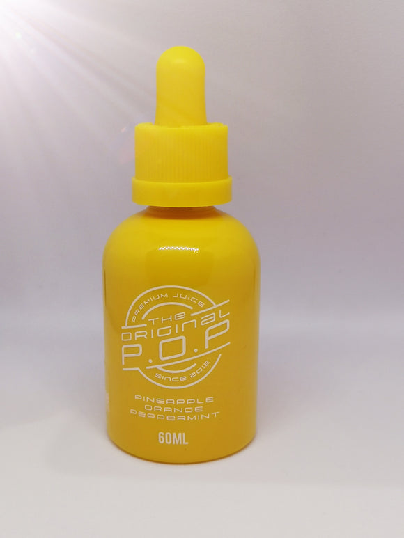 Original Pop - Pineapple, Orange and Peppermint - 50ml - 0mg