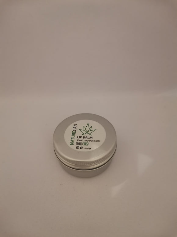 Naturecan - CBD Lip Balm - 10ml - 30mg *NOT FOR USE WITH VAPE DEVICES