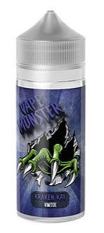 MosterVape - Kraken Kay - 100ml - 0mg