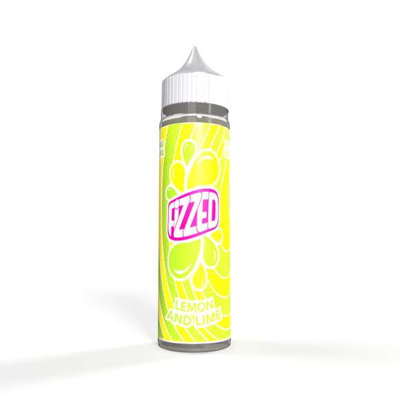 Fizzed - Lemon and Lime - 50ml - 0mg