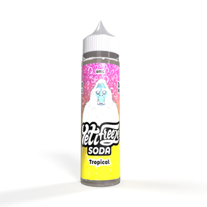 Yeti Freeze - Tropical - 50ml - 0mg