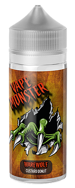 MosterVape - WareWolf - 100ml - 0mg