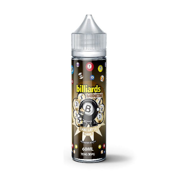 Billiards - Chai Latte - 50ml - 0mg