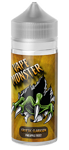 MosterVape - Cryptic Clarkson - 100ml - 0mg