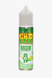 CBD Leaf - Green Slushie - 50ml - 1000mg