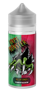 MosterVape - Killer Candy - 100ml - 0mg