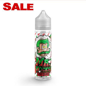 Mr Wicks - Candy Cane - 50ml - 0mg