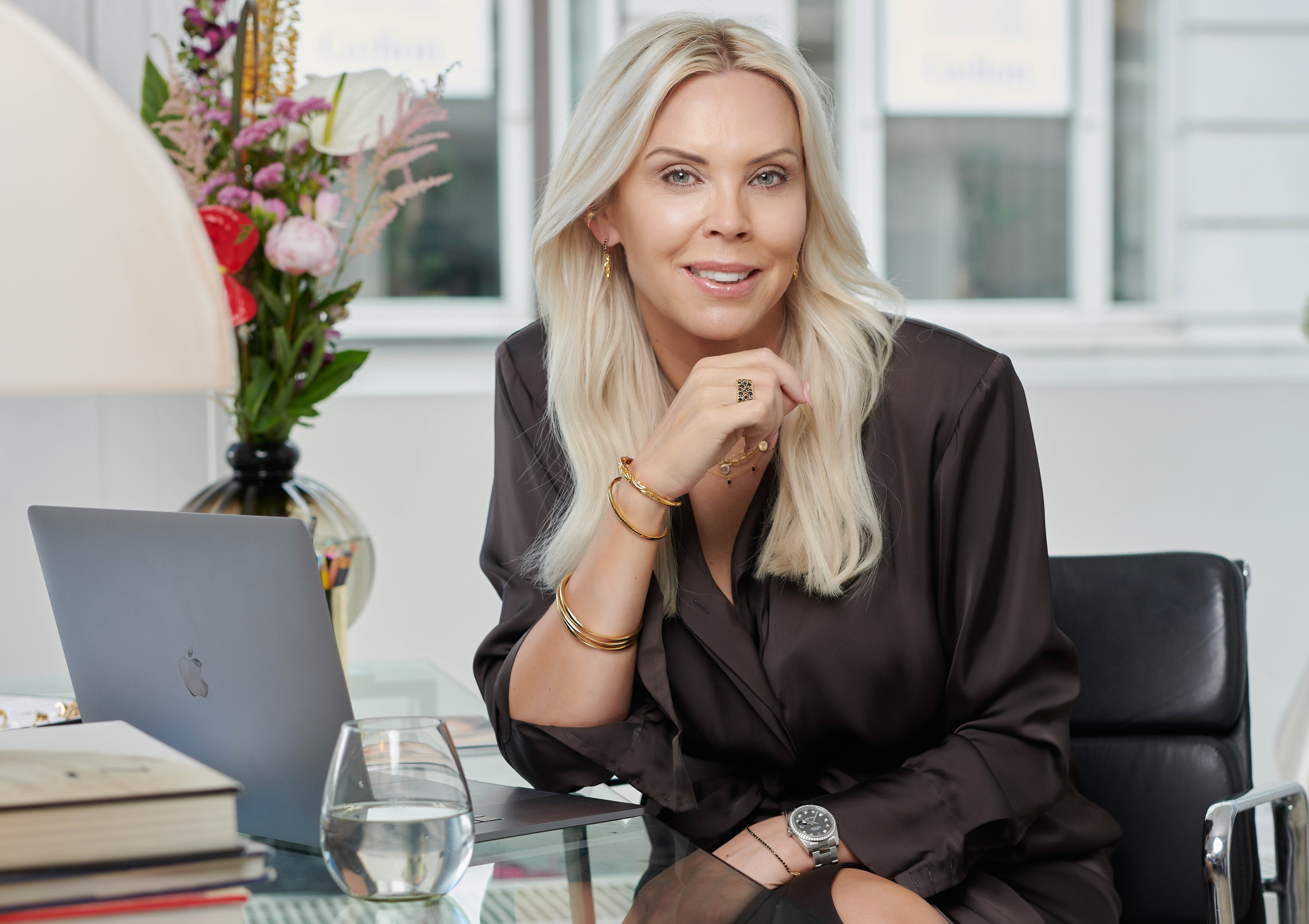 The woman behind Sif Jakobs Jewellery